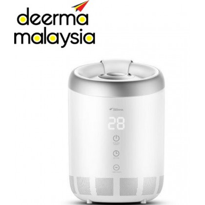 Deerma Digital Air Humidifier (4L) DEM - ST600S (White)