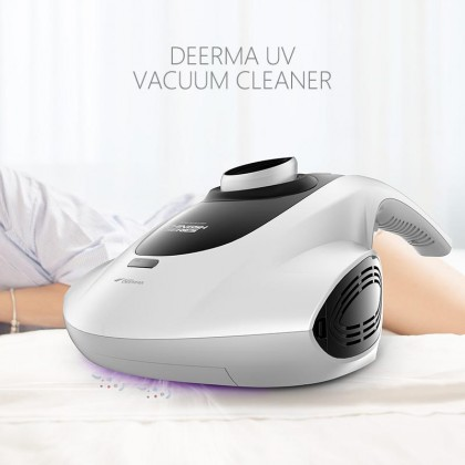 Deerma CM900M / CM900 Dust Mite Vacuum UV-C Ray Power Bed Suction (Malaysia 3 Pin Wire Plug)
