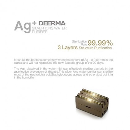 Deerma Silver Ion Ag+ Air Cleaner Water Filter For Air Humidifier