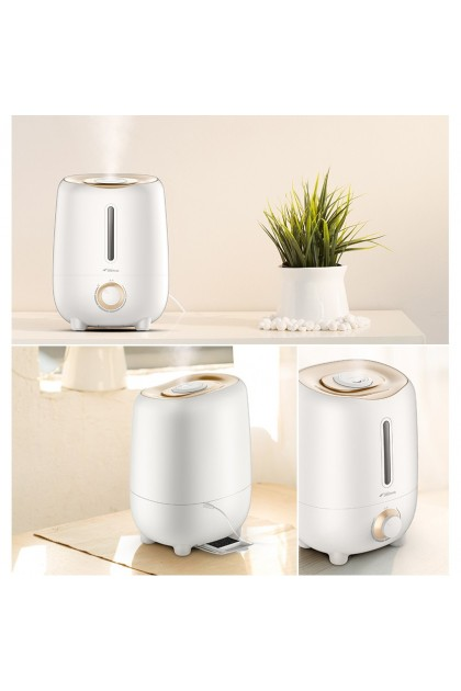 Deerma Air Humidifier + Independent Aroma Oil Space & Carbon Filter (3.0L) F420