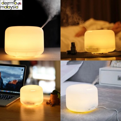 Air Diffuser Exclusive Series - Humidifier/7 Colours Light/Timer/Big (600ml)