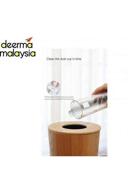 Deerma Dustbuster Cyclone Vacuum with Strap Holder DX800