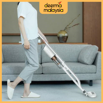 Deerma DX800 Dustbuster Cyclone Vacuum with Strap Holder