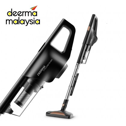 Deerma DX600 Steel Cyclone Filter Powerful Vacuum Cleaner 2 in 1 (2.0V) - Black