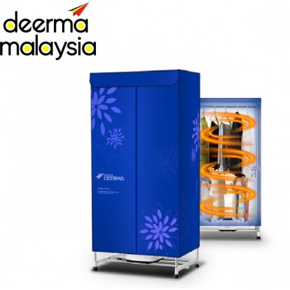 Deerma 2 Layers Clothes Dryer - Blue DEM-Q7C