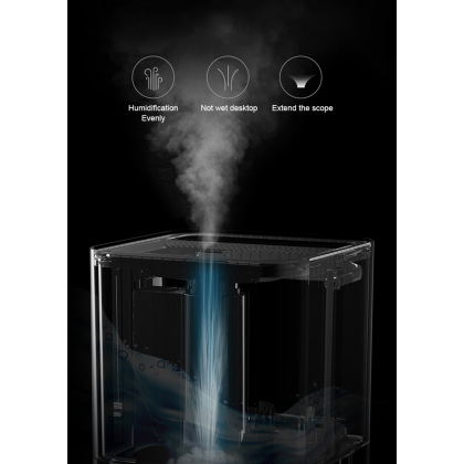 Deerma ST800 Air Humidifier (4L) Refill Water from Top