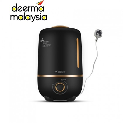 Deerma F450 M Air Humidifier or + Deroma Essential Oils Aroma Oil (M'sia 3 Pin Plug Wire)