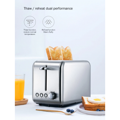 Deerma SL282 Bread Baking Machine Electric Toaster