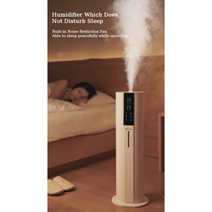 Deerma Deroma M977 Air Humidifier 9L Fill Water From Top With UV Sterilization Function
