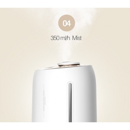 Deerma F500 Air Humidifier (5L) + Deroma Essential Oil 30ml