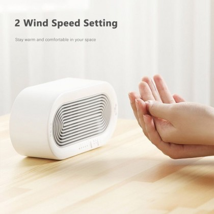 Deerma NF03 Mini Handheld Warmer Electric Fan Heater