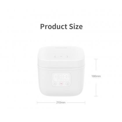 Xiaomi Mi Mijia IH Intelligent Rice Cooker 1.6L