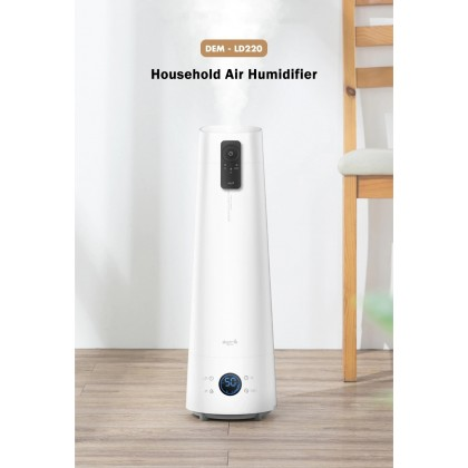 Deerma LD220 Air Humidifier - Stand Floor Humidifier With Remote Control (4L)