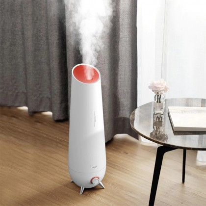 Deerma LD610 Air Humidifier - Stand Floor Humidifier with 6L Large Water Tank Capacity