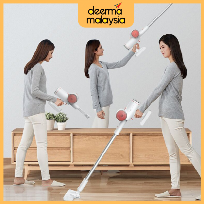Deerma VC25 Wireless / Cordless Vacuum Cleaner Ultra Light Handheld Vacuum - 0.7L Dustbin and 2 Suction Power