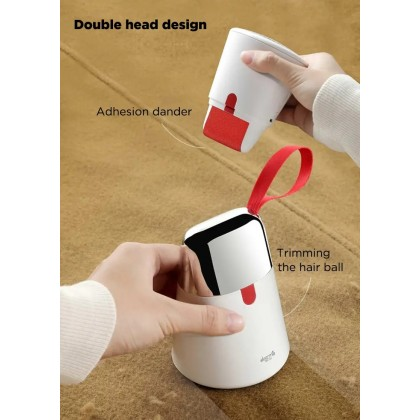 Deerma MQ603 Rechargeable Lint Remover Sticky Hair Trimmer