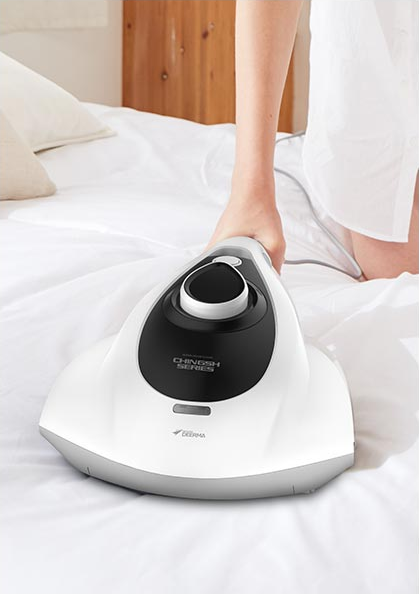 Deerma CM900 M Dust Mite Vacuum UV-C Ray Power Bed Suction (Malaysia 3 Pin Wire Plug)